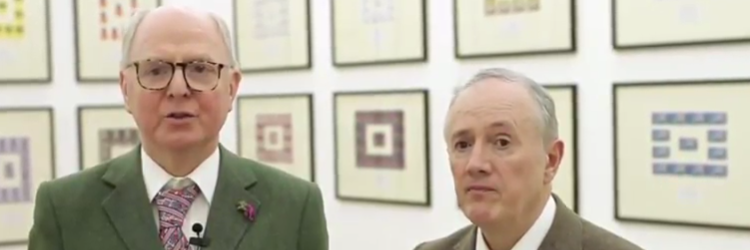 Gilbert and George Exhibition